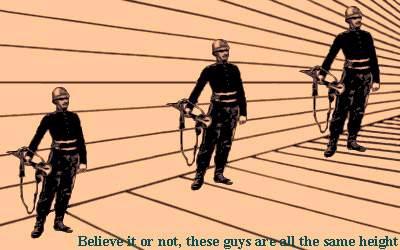 Policemen height