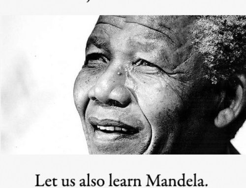 Let us not just mourn Mandela…