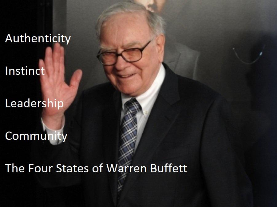 Warren Buffett AILC