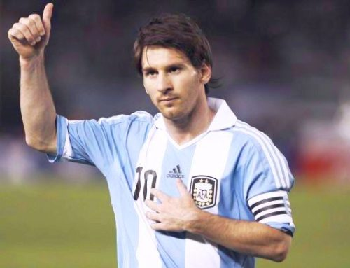 Messi's Magic Moments; what's his secret, meditation?