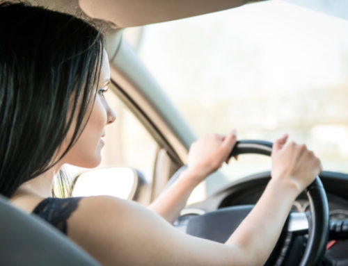 Mindful Driving: Reduce stress and arrive in better shape