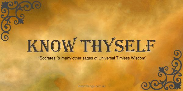 innrechange-lifecoaching-Know-Thyself