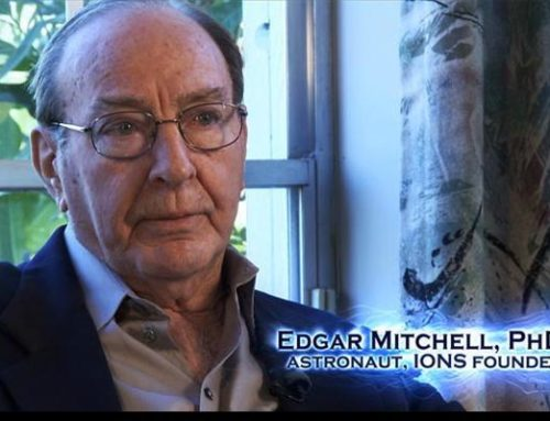 In memory of Edgar Mitchell: Explorer of the Moon and Consciousness
