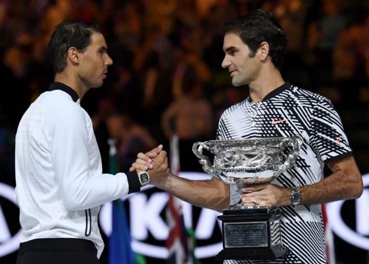 Federe and Nadal equal winners