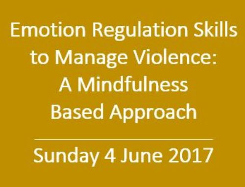 Emotion Regulation Skills & Mindfulness Seminar