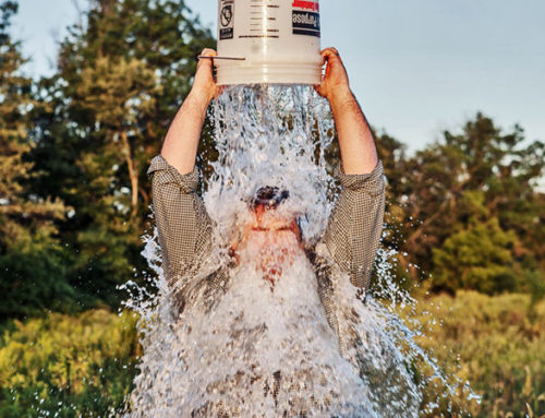 6 Reasons Everyone's Taking the Ice Bucket Challenge